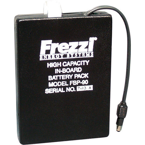 Frezzi FBP-90 BP-90-type NiCad Battery Pack with 12V/60 Wh