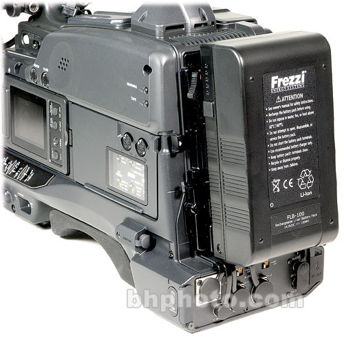 Frezzi FLB-100 14.8 VDC Lithium Ion Brick Battery