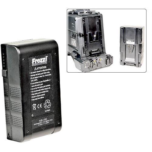 Frezzi FLB-200V 14.8 VDC Lithium Ion Brick Battery