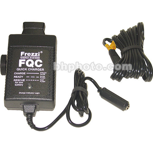 Frezzi FQC-BP90 Quick Charger for BP-90 Plug