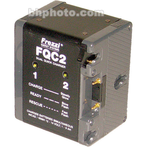 Frezzi FQC-2-A Quick Charger AB Type Bricks