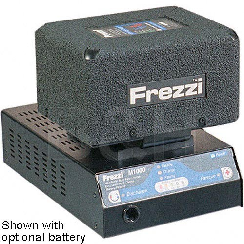 Frezzi M1000-AP Single Position Battery Charger with Power Supply