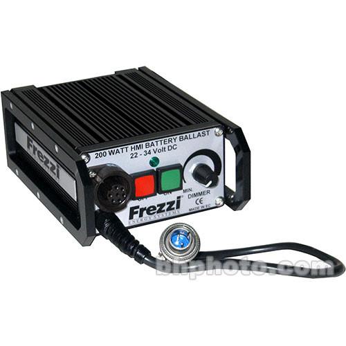 Frezzi 200 Watt DC Dimmable Ballast - 30V