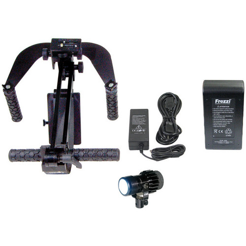 Frezzi SC-K4 Dimmer Stable-Cam Light Kit