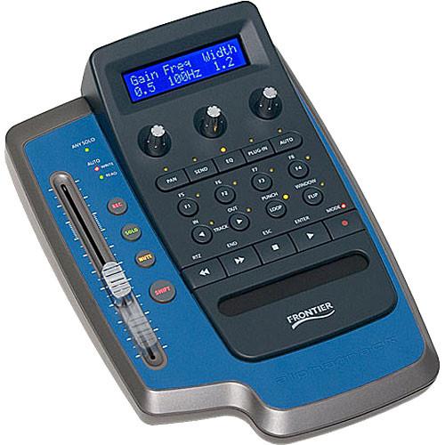 Frontier Design AlphaTrack DAW Controller