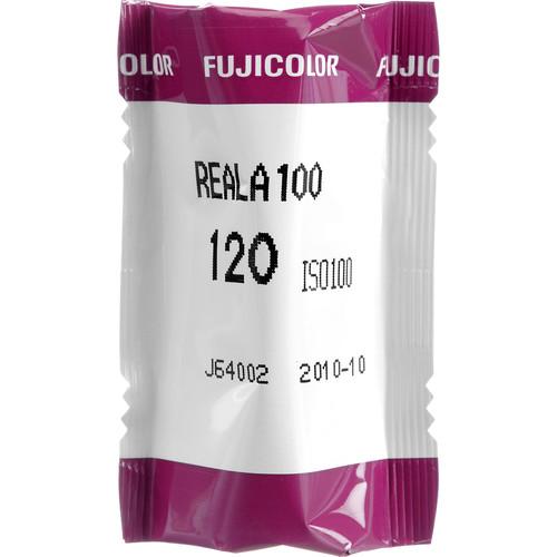 Fujifilm CS 120 Fujicolor Reala Color Print Film (ISO-100)