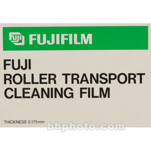 "FUJIFILM Roller Transport Cleaning Film (11x16"", 50 Sheets)"