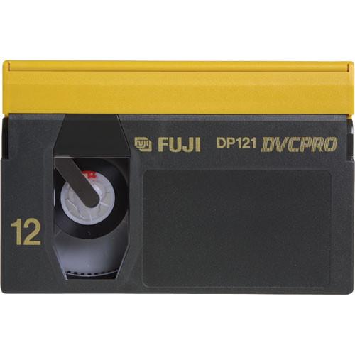 Fujifilm DP121-12M DVCPRO Cassette (Medium)