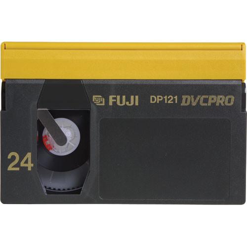 Fujifilm DP121-24M DVCPRO Cassette (Medium)