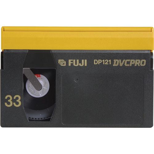 Fujifilm DP121-33M DVCPRO Cassette (Medium)