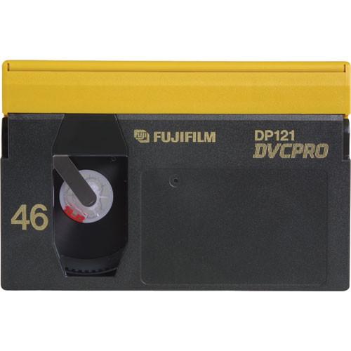 Fujifilm DP121-46M DVCPRO Cassette (Medium)