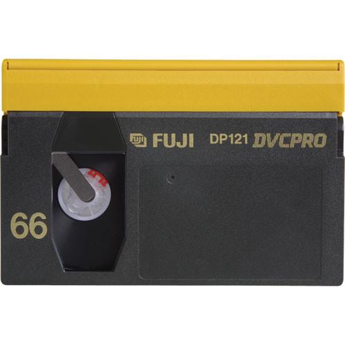 Fujifilm DP121-66M DVCPRO Cassette (Medium)