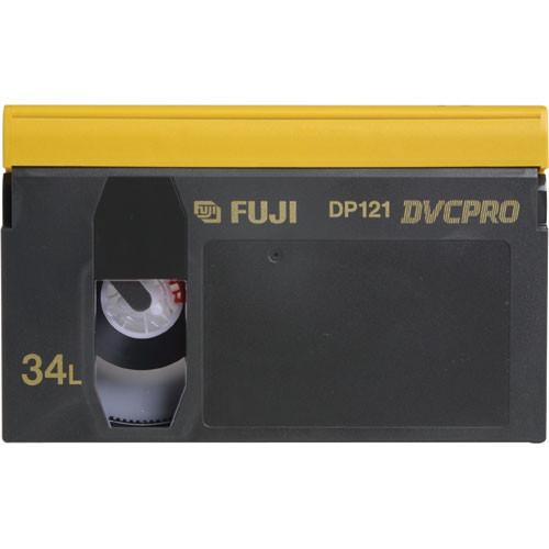 Fujifilm DP121-34L DVCPRO Cassette (Large)