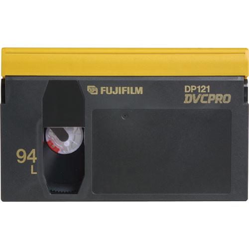 Fujifilm DP121-94L DVCPRO Cassette (Large)