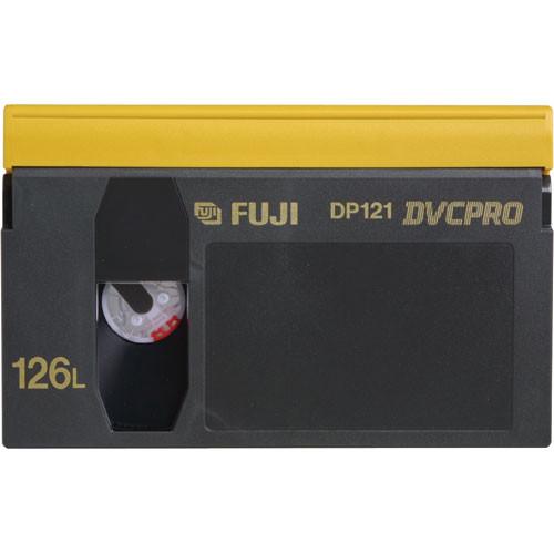 Fujifilm DP121-126L DVCPRO Cassette (Large)