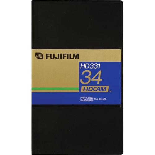 Fujifilm HD331-34L HDCAM Videocassette, Large