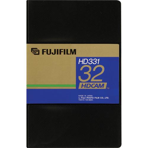 Fujifilm HD331-32S HDCAM Videocassette, Small