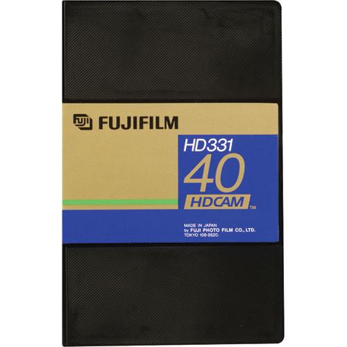 Fujifilm HD331-40S HDCAM Videocassette, Small