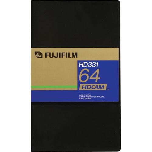 Fujifilm HD331-64L HDCAM Videocassette, Large