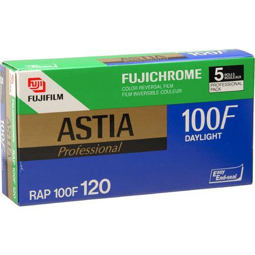 Fujifilm RAP 120 Fujichrome Astia 100-F