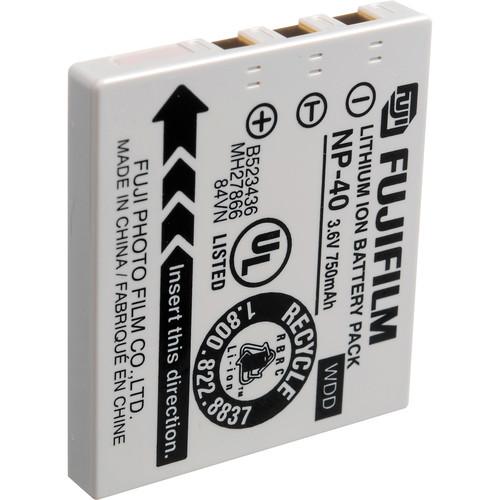 Fujifilm NP-40 Lithium-Ion Battery (3.6v 750mAh)