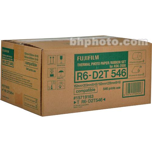 """Fujifilm 6"""" x 8""""/6"""" x 9"""" Print Kit"""