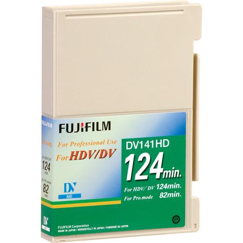 Fujifilm DV141HD124L HDV Tape