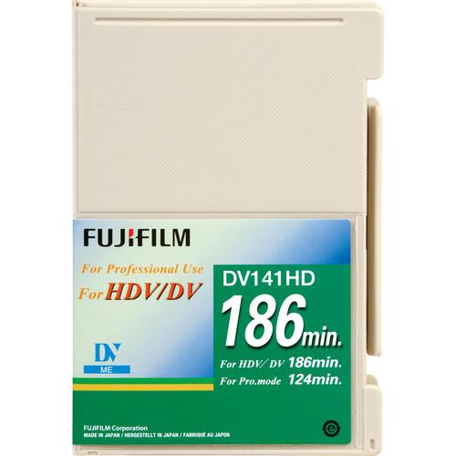 Fujifilm DV141HD186L HDV Tape