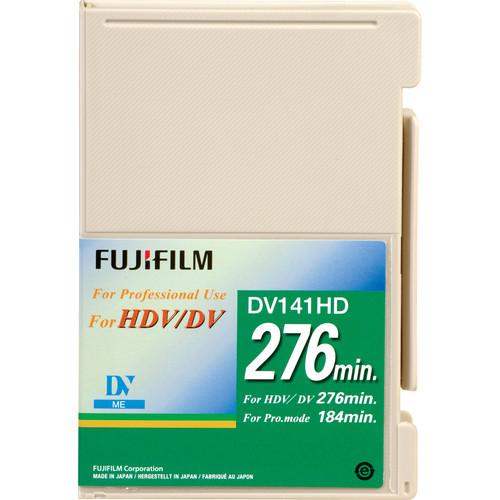 Fujifilm DV141HD276L HDV Tape