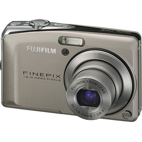 Fujifilm FinePix F50fd Digital Camera