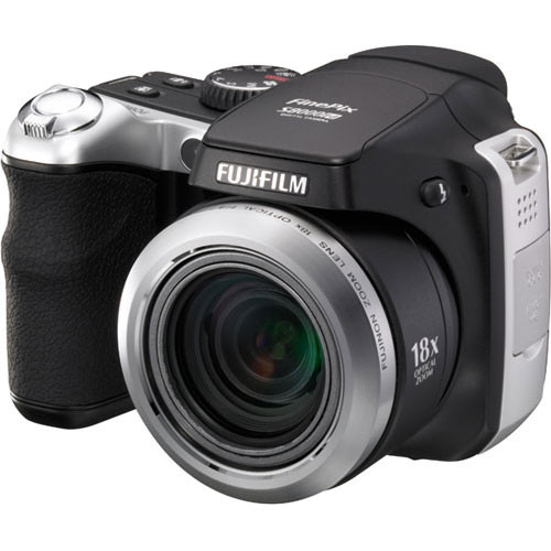 Fujifilm FinePix S8000fd Digital Camera