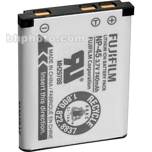 Fujifilm NP-45 Lithium-Ion Battery (3.7v 740mAh)