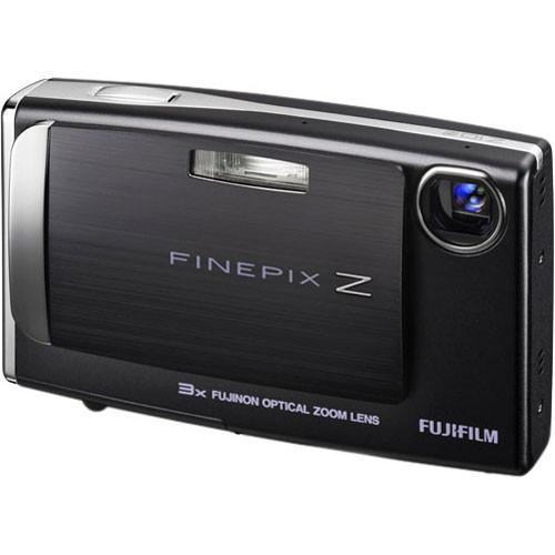 Fujifilm FinePix Z10fd Digital Camera (Midnight Black)