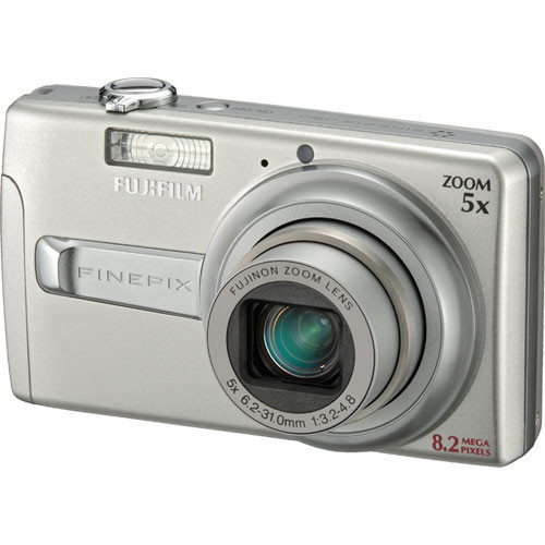 Fujifilm FinePix J50 Digital Camera