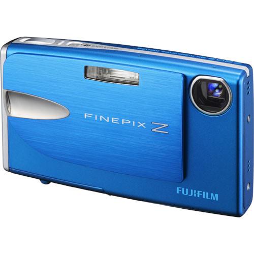Fujifilm Finepix Z20fd Digital Camera (Ice Blue)