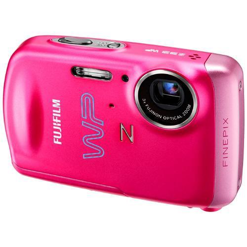 Fujifilm FinePix Z33WP Digital Camera (Pink)
