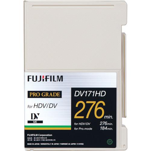 Fujifilm DV171HD276L Metal Evaporated HDV Tape