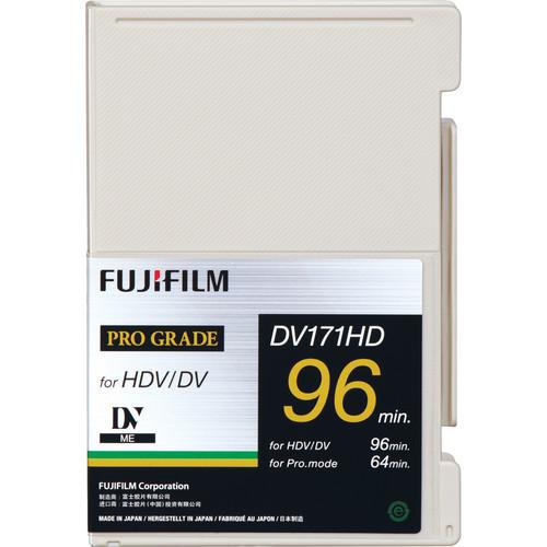 Fujifilm DV171HD96L Metal Evaporated HDV Tape