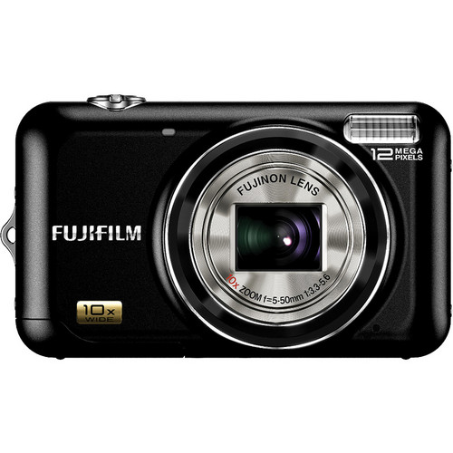 Fujifilm FinePix JZ300 12 MP Digital Camera (Black)