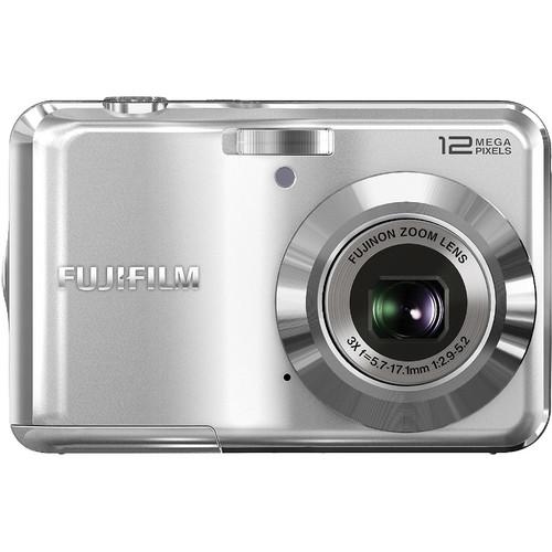 Fujifilm FinePix AV100 12 MP Digital Camera (Silver)