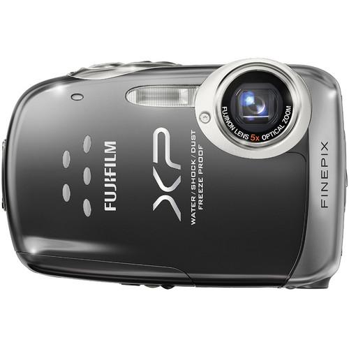 Fujifilm FinePix XP10 12MP Digital Camera (Black)