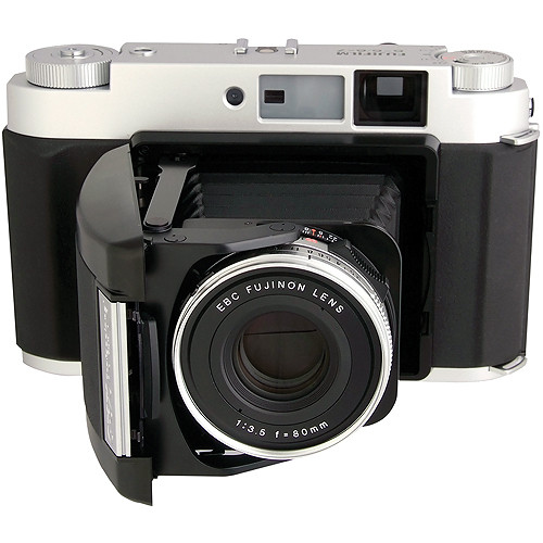 Fujifilm GF670 Rangefinder Folding Camera