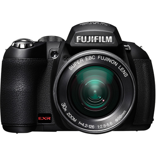 Fujifilm FinePix HS20EXR Digital Camera (Black)