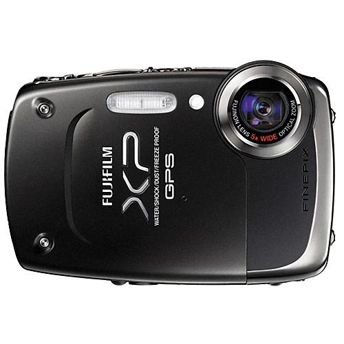 Fujifilm FinePix XP30 Digital Camera (Black)