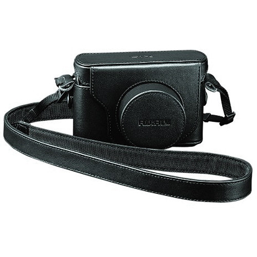 Fujifilm Leather Case for the X10 Camera