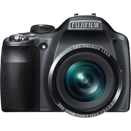 Fujifilm FinePix SL300 Digital Camera (Black)