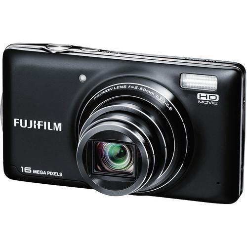 Fujifilm FinePix T400 Digital Camera (Black)