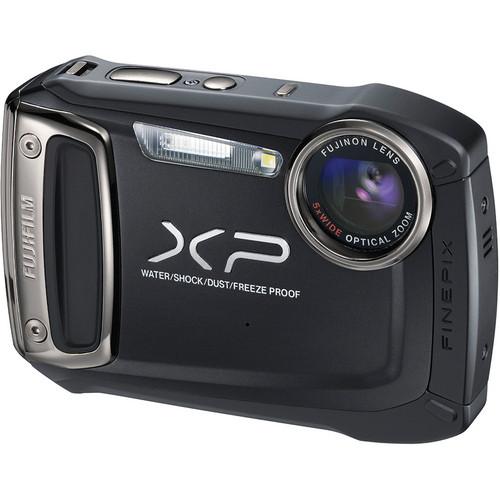 Fujifilm FinePix XP100 Digital Camera (Black)