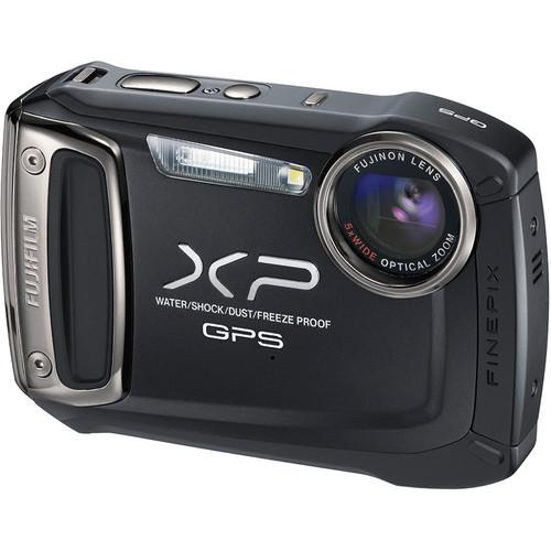 Fujifilm FinePix XP150 Digital Camera (Black)