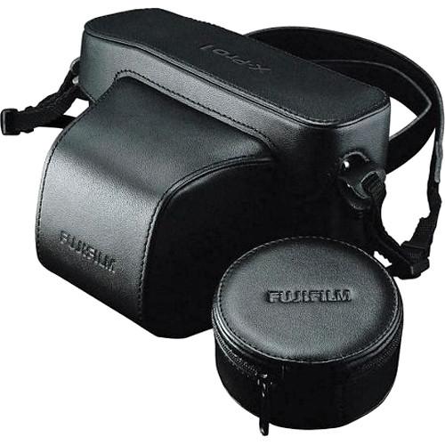 Fujifilm Leather Case for the X-Pro1 Camera (Black)